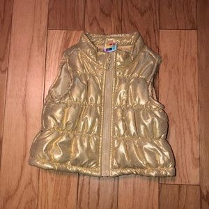 Healthtex™️ Metallic Vest